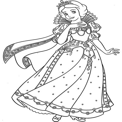 Dibujos Para Pintar De Princesas Para Imprimir Imagui | dibujos para colorear dibujos de princesas para imprimir
