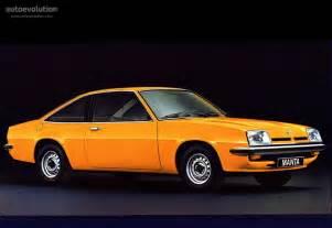 Opel Manta 1978 Opel Manta Specs 1975 1976 1977 1978 1979 1980