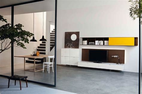 canapé home center sospendo wall unit ii by sangiacomo italy neo furniture