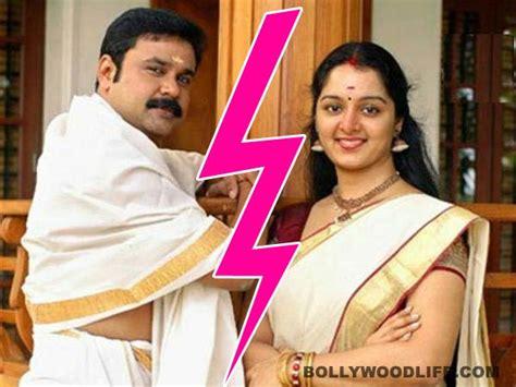 film star dileep birth star kerala star couple dileep manju warrier head for divorce