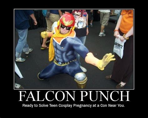 Falcon Punch Meme - image 23071 falcon punch know your meme