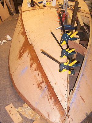 flying saucer boat plans woodworking project picb