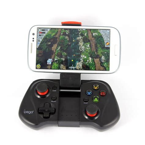 Android With Controller Support by Newest Ipega 9033 Wireless Bluetooth Controller