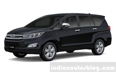 Toyota Innova 2016 Innova 2016 Autos Post