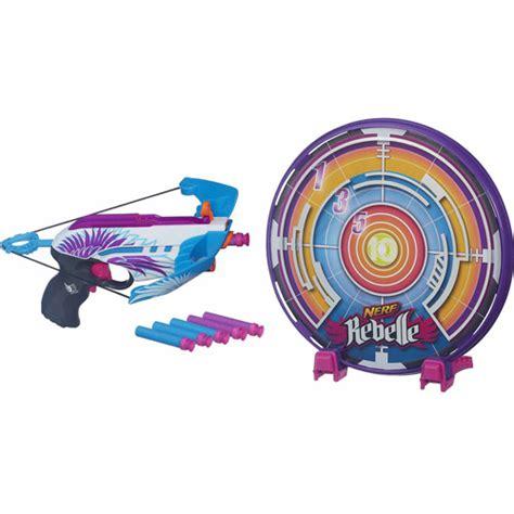 girls nerf rebelle star shoot blaster set preview nerf rebelle star shot targeting set gamesplus