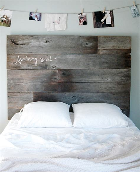 diy wooden headboard 27 incredible diy wooden headboard ideas