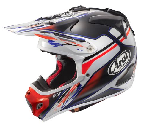 motocross helmet reviews arai vx pro4 motocross helmet review