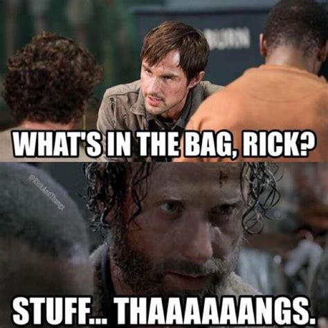 Rick Meme Walking Dead - the walking dead memes