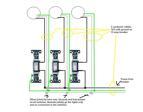 way switch wiring diagrams 2 light way get free