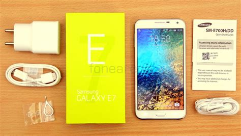 Hp Android Samsung Galaxy E7 hp samsung galaxy e7 kamera selfie 5mp ram 2gb segiempat