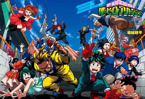 my hero academia 3 8416816611 my hero academia season 3 officially announced anime manga