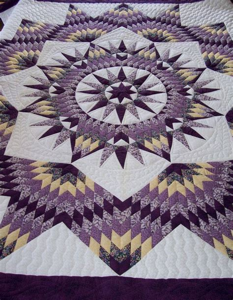 Amish Lone Quilt by Amish Crafts Just B Cause
