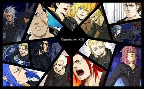 17 Best images about Organization XIII on Pinterest ... Xemnas Kingdom Hearts Chibi