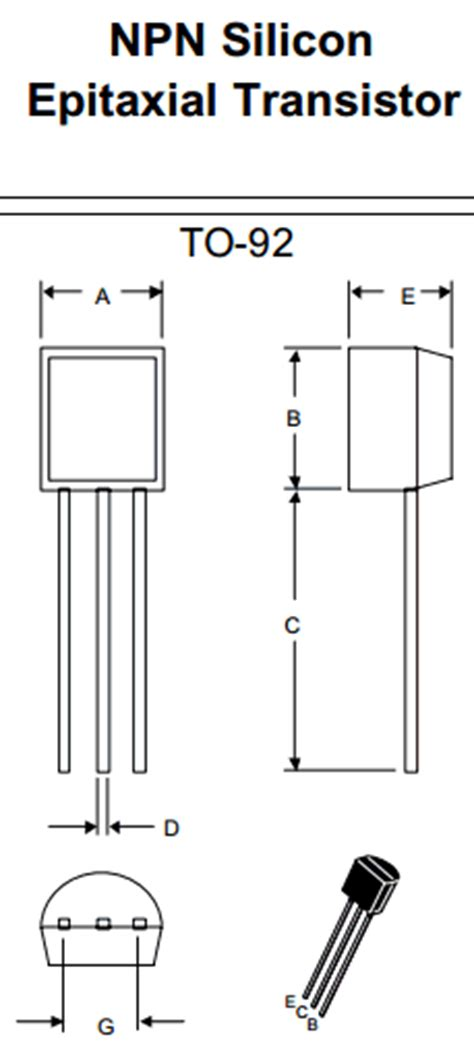 transistor doesn t launch 2sc1815 y datasheet pdf micro commercial components datasheetq