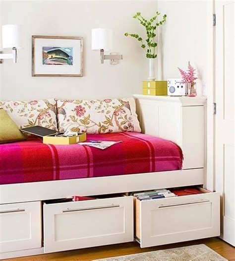 Design Daybeds With Drawers Ideas Size Daybed With Storage Drawers Foter Decorating Ideas Storage Drawers