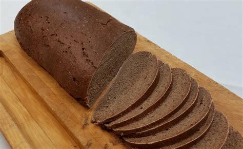 rye bead black rye bread juoda ruginė duona lithuania the rye baker