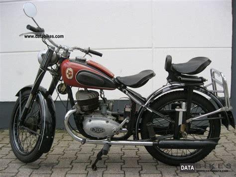 Yamaha Motorrad Aster by 1951 Bastert Ilo 175