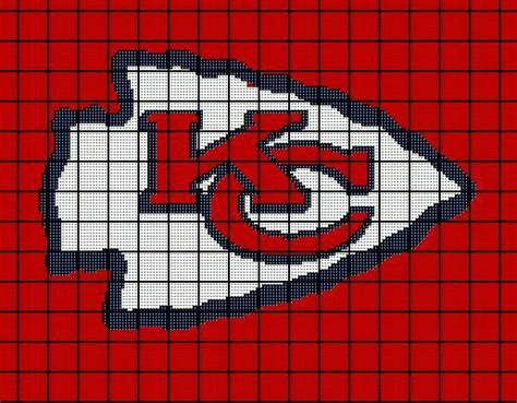 crochet pattern kansas city chiefs afghan 17 best images about crochet on pinterest free pattern