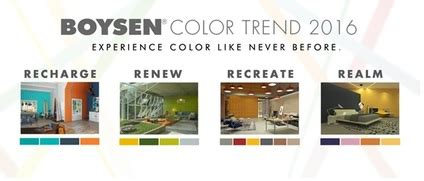 pacific paint boysen philippines inc news and promotions boysen 174 reveals color trend 2016