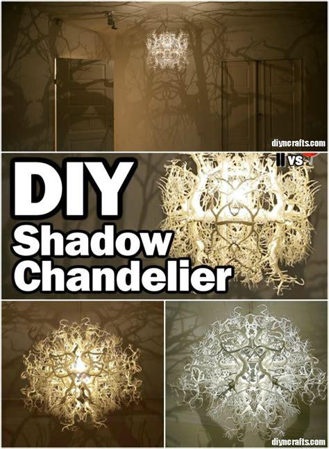 Shadow Chandelier Branch Chandelier