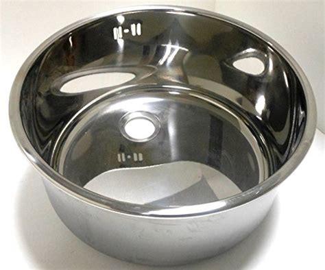 lavello tondo fimel lavello tondo ad incasso inox con bordo da