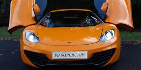 mclaren hire mclaren mp4 hire mclaren rental at pb supercars