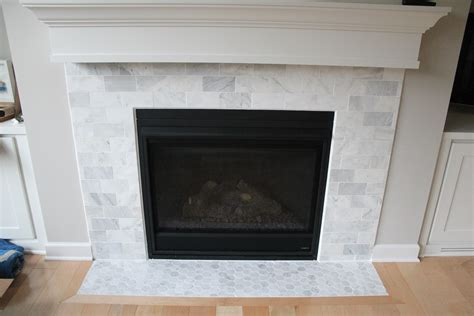Fireplace Marble Hearth by Carrara Marble Fireplace Construction2style