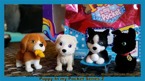 puppy in my pocket blind bag puppy in my pocket series 2 blind bags by vesperwolfy87 on deviantart