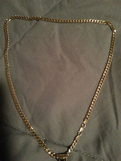 how much is a 14k gold chain necklace worth diamondstud