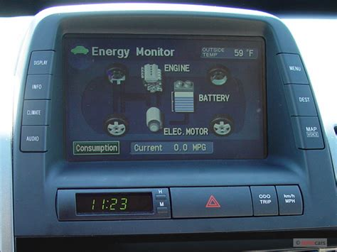 automotive service manuals 2006 toyota prius instrument cluster image 2006 toyota prius 5dr hb natl instrument cluster size 640 x 480 type gif posted on