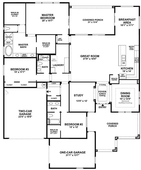 verde ranch floor plan 2780 model toll brothers at verde river quick delivery home