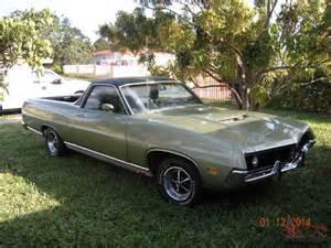 1971 ford ranchero gt 5 8l