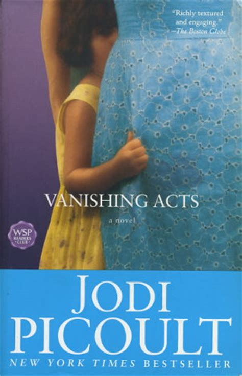 vanishing acts vanishing acts by jodi picoult fictiondb