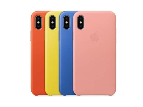 apple introduces  spring colors  iphone  ipad