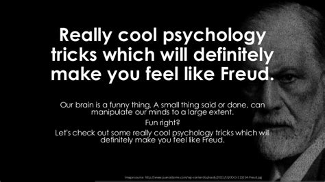 Cool Psychology Quotes