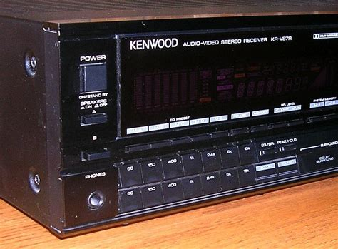 stereo for sale kenwood kr v87r audio video stereo receiver for sale