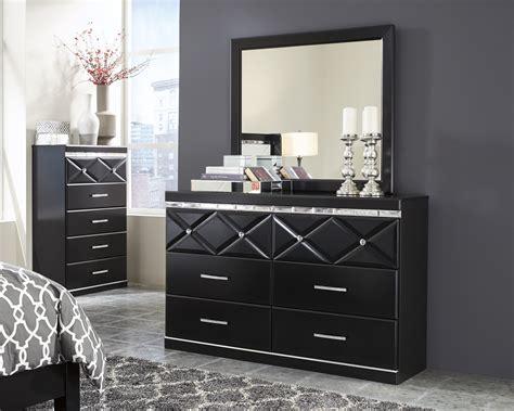 ashley furniture fancee dresser  mirror  classy home