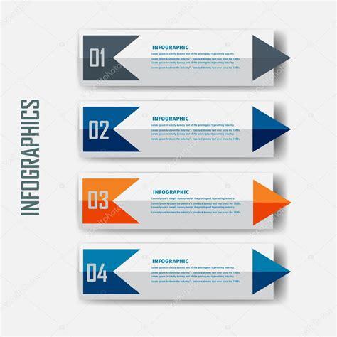 design a label in illustrator modern design infographic label element vector illustrator