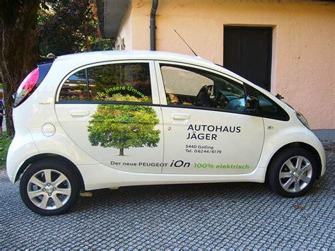 Fahrzeugbeschriftung Elektro by Fahrzeugbeschriftung