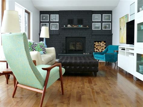 Fireplace Makeover Cost by Inexpensive Fireplace Makeover Painted Fireplace