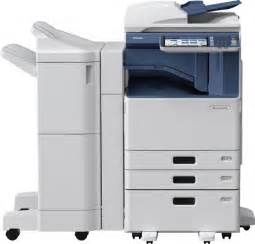 color copier toshiba e studio 5055c multifunction color copier copyfaxes