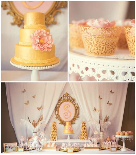 pinkkk jpg - And Gold Baby Shower Decorations