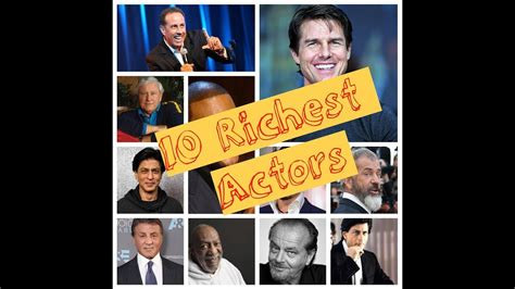 Top 10 Richest Actors According To Their Net Worth Heyyo by Top 10 Richest Actors And Their Net Worth
