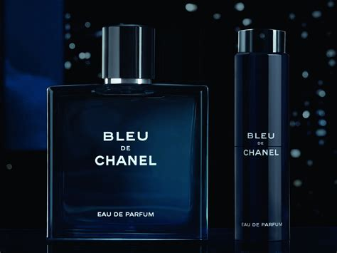 Parfum Bleu The Chanel bleu de chanel eau de parfum refillable travel sprayfashionela