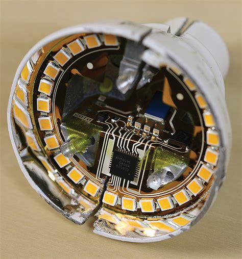 led light bulb circuit what s inside and led bulb teardown explanation