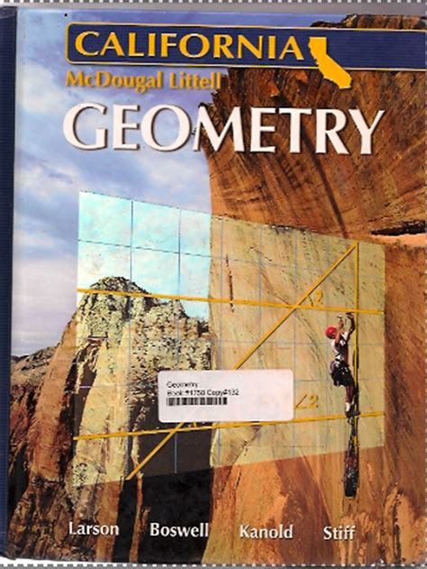 geometry picture books california geometry textbook 2007 edition