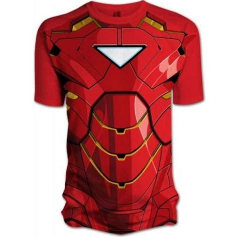 Tshirt Iron Armour iron armor t shirt gearfuse