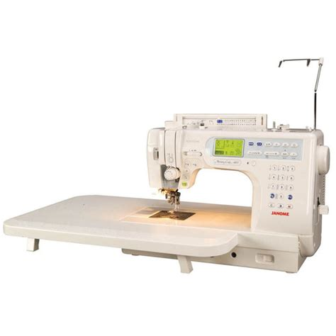 janome extension table white for mc6600p extension table