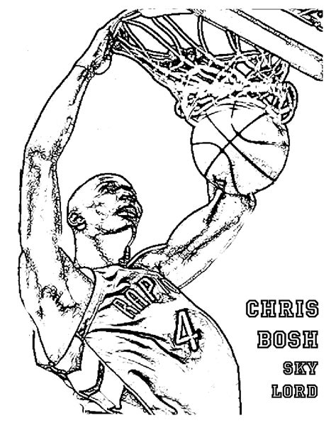 free printable coloring pages basketball basketball coloring part 2