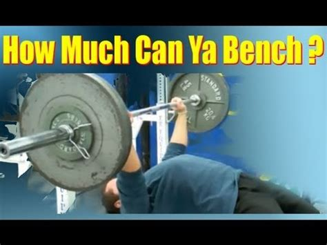 correct way to bench how to bench press more weight with proper technique youtube